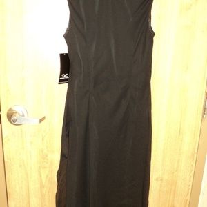 Dresses - Donna Ricco Black Dress (T=18)